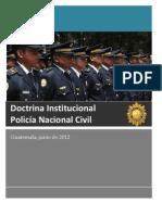 DOCTRINA INSTITUCIONAL PNC 13.06.12