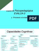 Bateria Psicopedagógica EVALÚA
