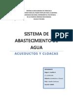 Trabajo de Acueductos