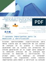 15. Monitoreo de Variables Electricas y Control de Iluminacion Inteligente - Ing. David Castro Contec, S.a.