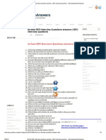 60 Best SEO Interview Questions Answers _ SEO Interview Questions - InterviewQuestionsAnswers