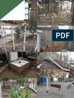 Deel 2 van de beelden van de bouw van het Kleine Avonturenpark.