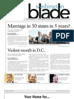 Washingtonblade.com - Volume 44, Issue 27 - July 5, 2013
