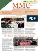 PMMC News Juni Juli2013