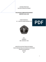 Laporan Praktikum Dna Plasmid Dgn Miniprep Alkali Lisis