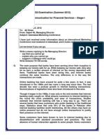 1- Business Communication S-2012