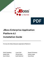 JBoss Enterprise Application Platform 6.1 Installation Guide en US