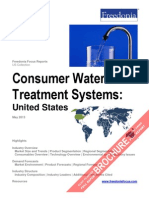 Consumer Water and Air Treatment Systems