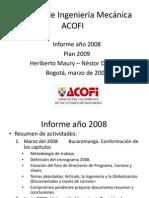 Capítulo de Ingeniería MecánicaMzo2009