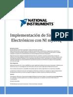 AUTOMAT Taller Practico Implementacion de Sistemas Electronicos Con Mydaq