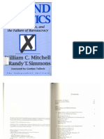 Mitchell, Beyond Politics
