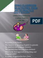 articlepresentationesl501developingclassroomspeakingactivities-111104184706-phpapp01.pptx