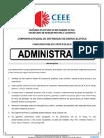Administrador - CEEE - 2010