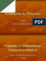 03. Matematicas Financieras Basicas