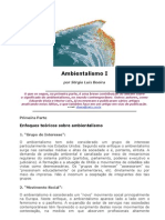 Ambientalismo I