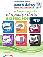 Revista La Papeleria Hoy Suplemento Edicion Especial 2011