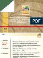 Identificação de Áreas para Reposição Florestal e Plantio Compensatório através do Processamento e Análise de Imagens Landsat - BR-101 Nordeste