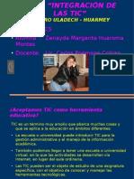 Integracion de Las Tics