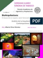 113747542 BioArquitectura en Busca de Un Espacio Javier Senosiain