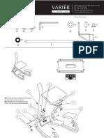 Variable Backrest Assembly