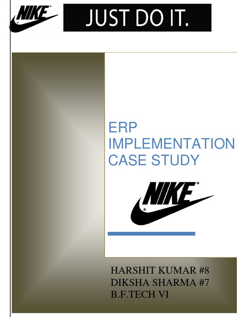 nike supply chain case study Nike: how supply chain measures up  nike's index has to  the guardian sustainable business sustainability case studies contain articles on all the.