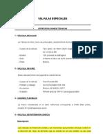 05 VALVULAS ESPECIALES
