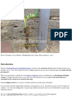 How to Determine Correct Number of Earthing Electrodes (Strips, Plates and Pipes) - Part 1 _ EEP