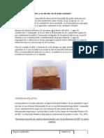 La humedad en la madera y su relación con el medio ambiente