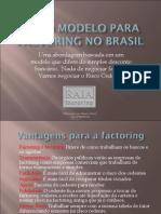 Novo Modelo Para Factoring No Brasil