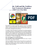 Illuminati Blasphemy - Gog, Google, Gold and the Goddess