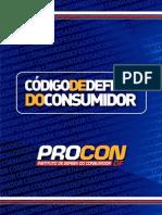 Código defesa do consumidor - Cartilha