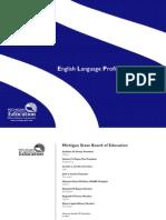 English Lang 153694 7. Proficiency Standards