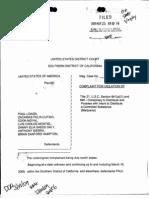 DEA / Edon Moyal case affidavit