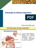 Aula 3 - Histologia do Sistema digestório