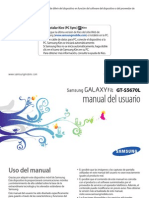 Manual Samsung Kies