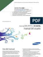 Manual Samsung Kies