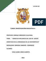 Proyecto Inv II