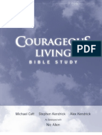 Courageous LivingBibleStudy4week