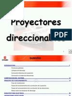 Proyectores direccionales