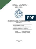 TESIS-IMPLEMENTACIÓN DE SISTEMA DE MANTENIMIENTO EN PLANTAS CONCÓN CHILE Y LIMA PERÚ DE METSO MINERALS CON EL SISTEMA SAP PM-JOHN ARANEDA