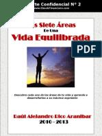 20-Las 7 Areas de Una Vida Equilibrada-raul Alejandro Rico