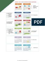 13-14 school calendar
