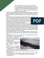 Consecuencias de La Quema de Restos de Cultivos y Basura Para El Ambiente