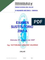 Examen Sutitutorio de Procesos 2007a