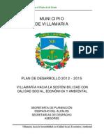 Acuerdo Plan de Desarrollo 2012 2015 7 PDF 1.Desbloqueado