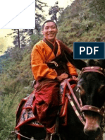 Influence of Gesar on Chogyam Trungpa