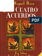 Los Cuatro Acuerdos. Dr Miguel Ruiz. Sin Notas
