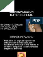 20090407 Isoinmunizacion Mary Final
