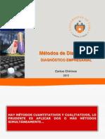 S3-1 DEM Métodos de diagnostico 2013