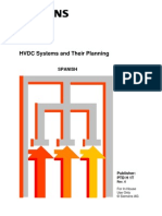 HVDC Systems and Their Planning Spanish